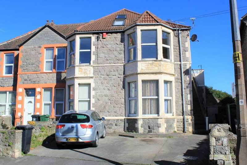 4 Bedrooms Flat for sale in Swiss Road, Weston-super-Mare, North Somerset