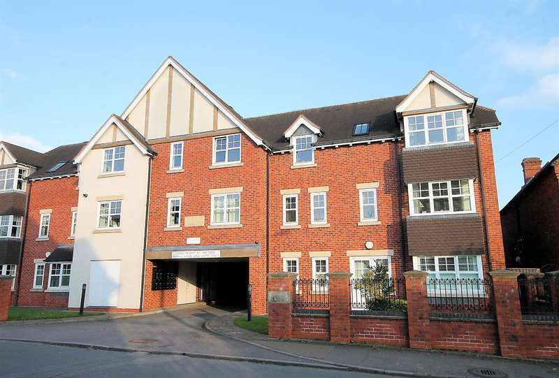 2 Bedrooms Apartment Flat for sale in Mair Court, Wigginton Road, Tamworth, B79 8RL