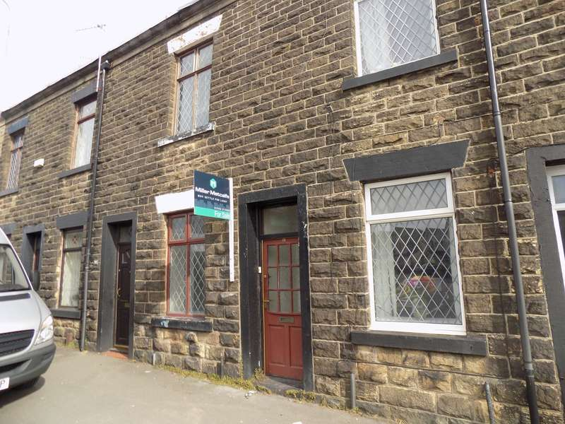 1 Bedroom Terraced House for sale in Belmont Road, Bolton, BL1