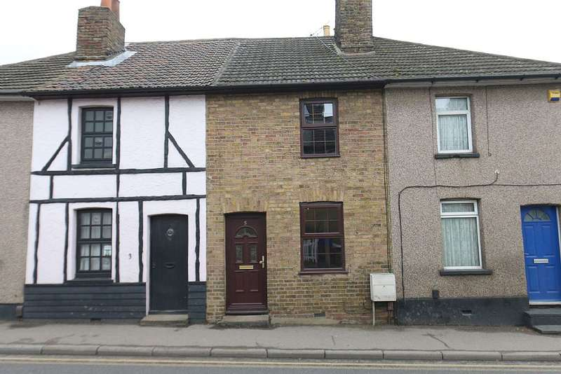 2 Bedrooms Terraced House for sale in Ship Lane, Aveley, South Ockendon, Essex, RM15 4HB