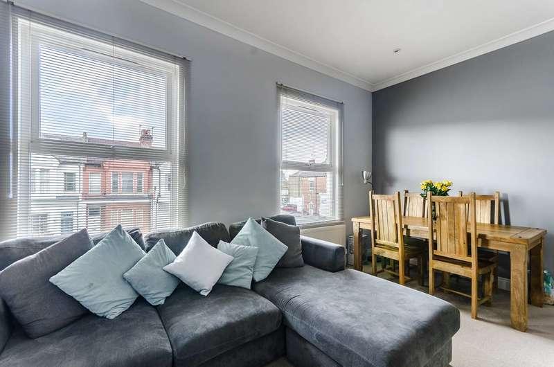 2 Bedrooms Flat for sale in Earlsfield Road, Earlsfield, SW18
