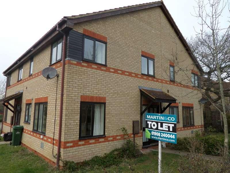 2 Bedrooms Property for rent in Studley Knapp, Walnut Tree MK7