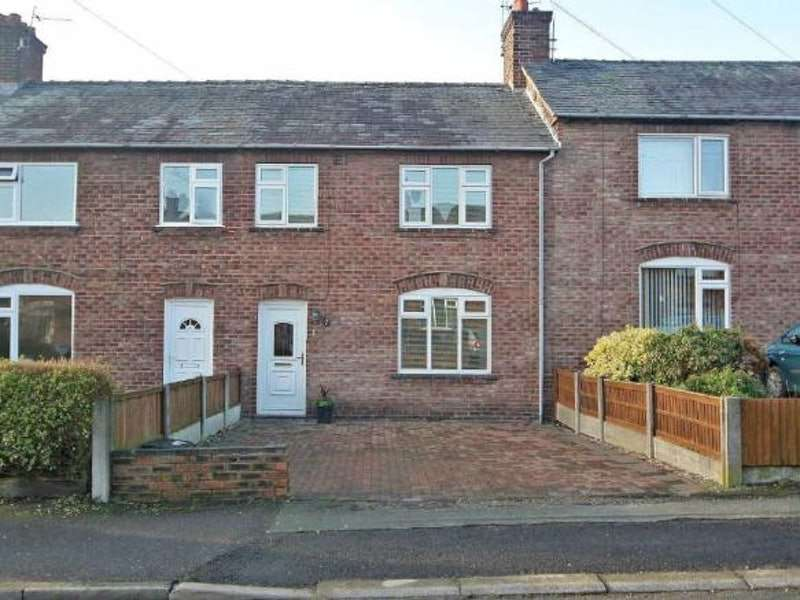 3 Bedrooms Terraced House for rent in Kingsley Road, Chester, Cheshire, CH3