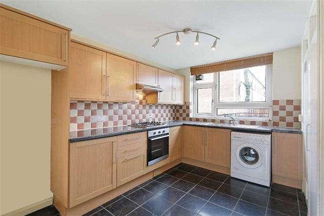 2 Bedrooms Flat for sale in John Barnes Walk, Stratford