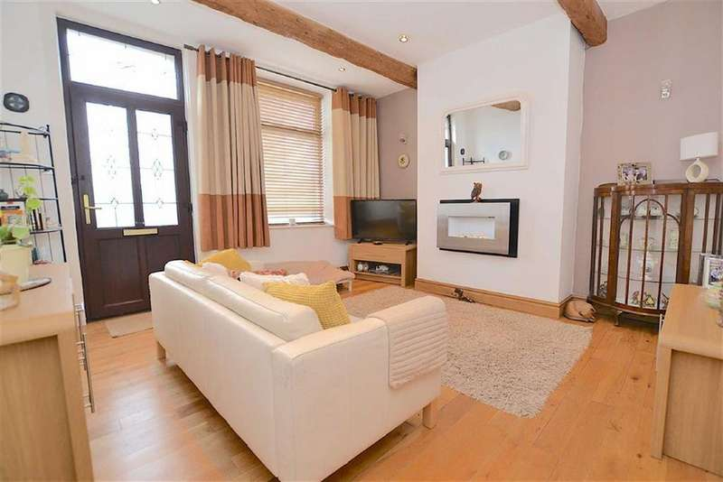 2 Bedrooms Terraced House for sale in Burnley Road, Cliviger, Lancashire