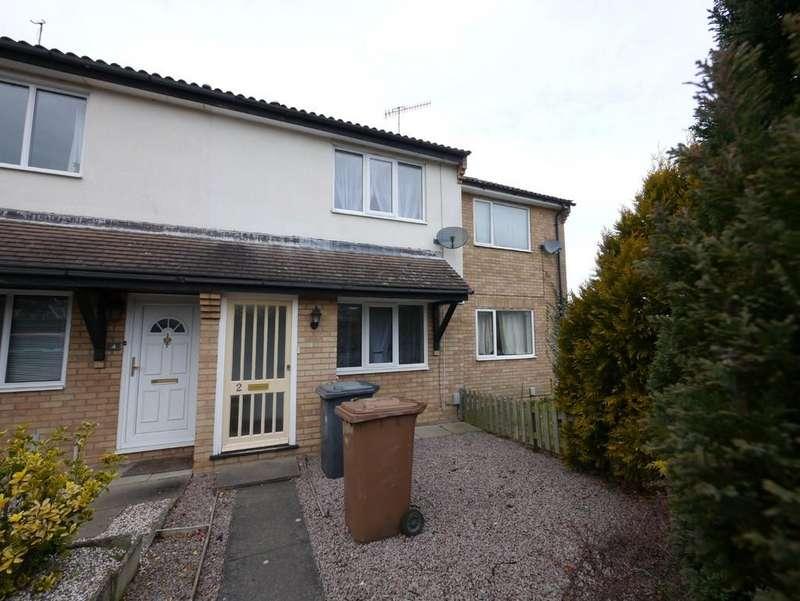 2 Bedrooms Terraced House for rent in Milden Road, Ipswich