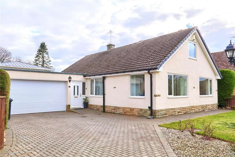 4 Bedrooms Detached Bungalow for sale in Cedar Drive, Thornton