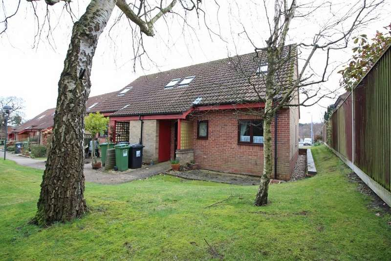 3 Bedrooms Semi Detached Bungalow for sale in Waterfield Meadows, North Walsham