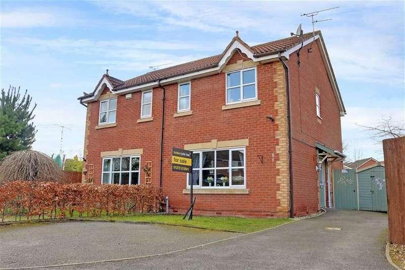 3 Bedrooms Semi Detached House for sale in Langley Drive, Wistaston, Crewe
