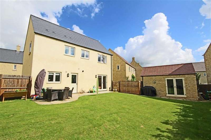 4 Bedrooms Detached House for sale in Pennylands Way, Winchcombe, Cheltenham, GL54
