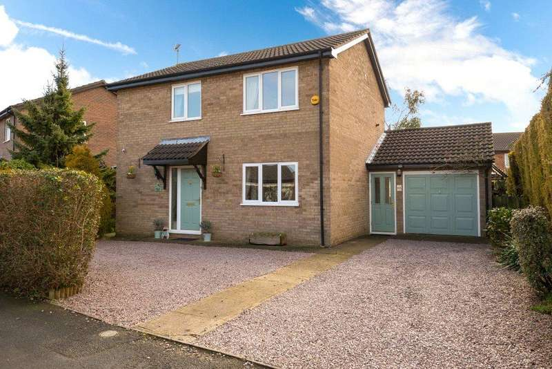 3 Bedrooms Detached House for sale in Stanley Street, Bourne, PE10