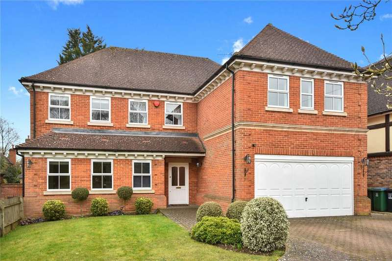 5 Bedrooms Detached House for rent in Green Lane, Oxhey, Hertfordshire, WD19