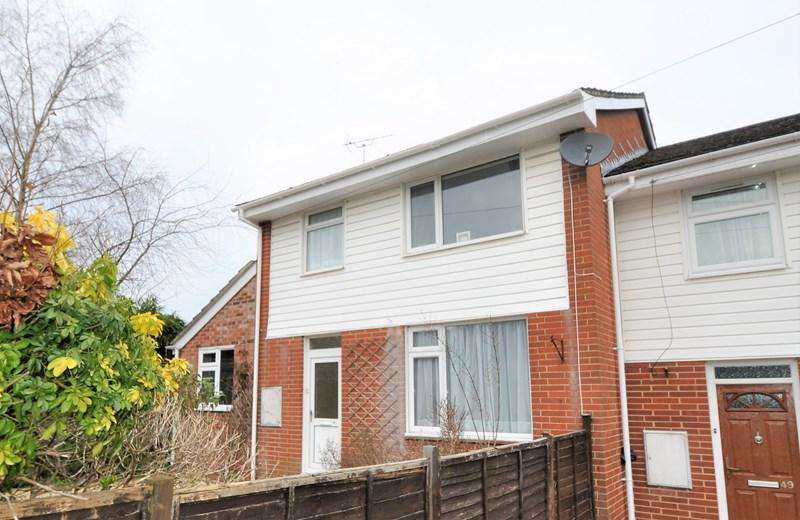 2 Bedrooms End Of Terrace House for sale in Southend Road, Andover