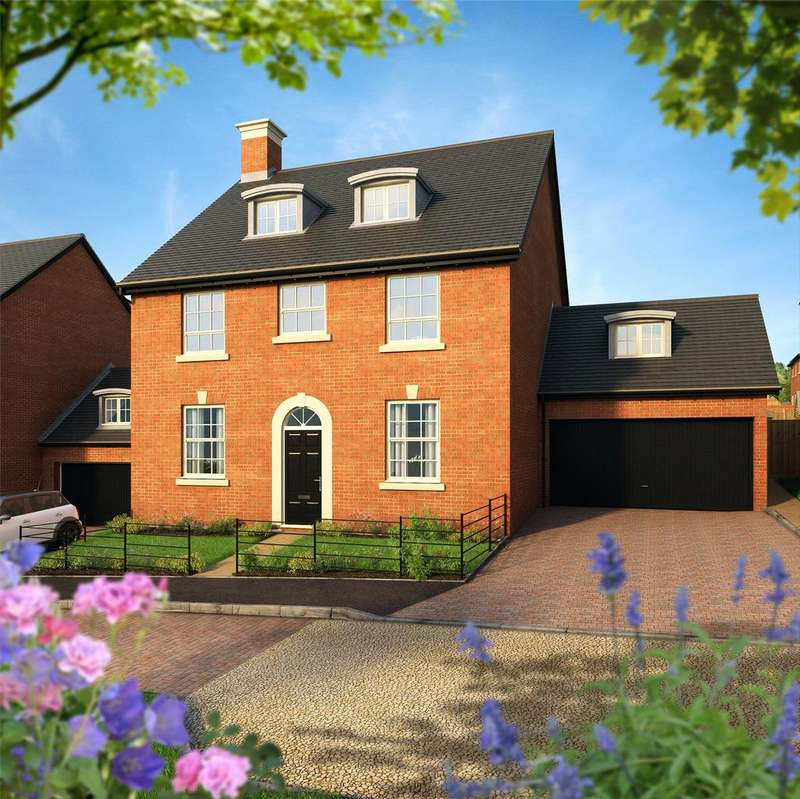 5 Bedrooms Link Detached House for sale in The Knightly, 20 Austin Drive, Winchester Village, Hampshire, SO22