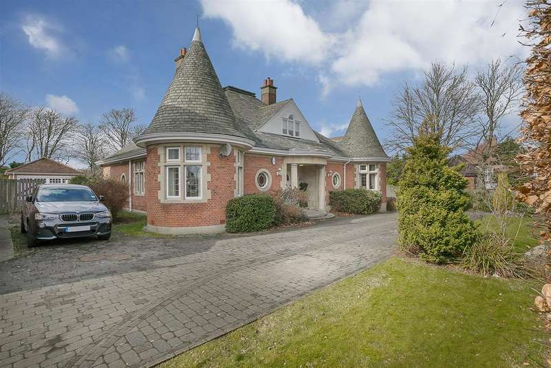 4 Bedrooms Detached House for sale in Kenton Road, Gosforth, Newcastle upon Tyne