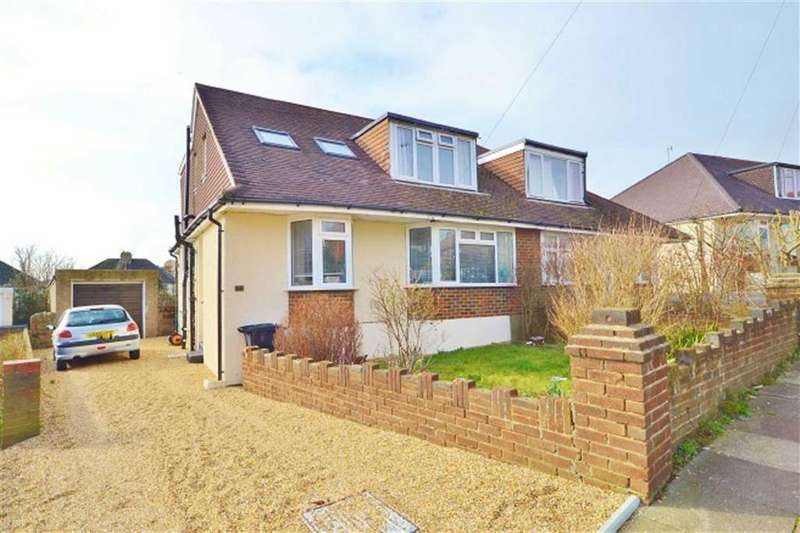 5 Bedrooms Semi Detached House for sale in Hove