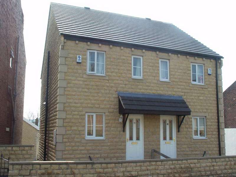 3 Bedrooms Semi Detached House for rent in The Knowl, Mirfield, WF14