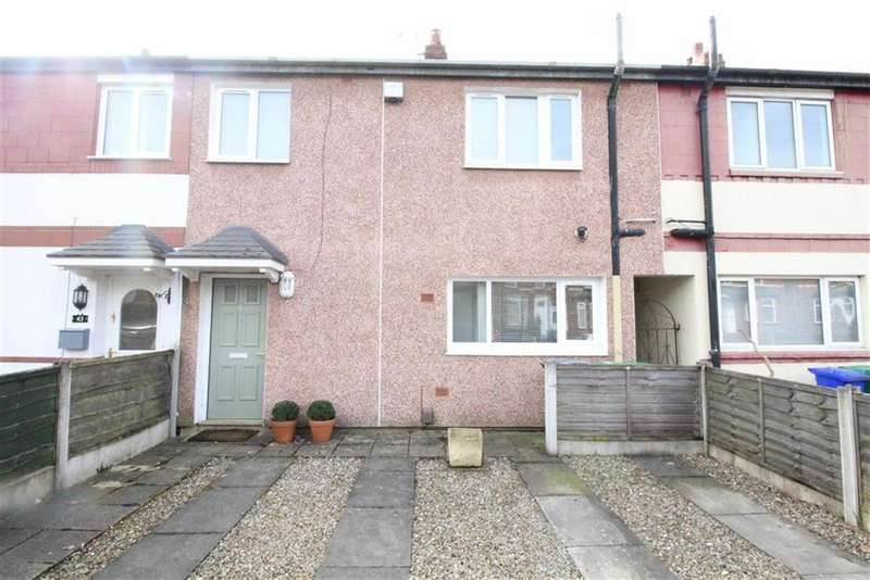 3 Bedrooms Terraced House for sale in Ashford Road, Withington, Manchester