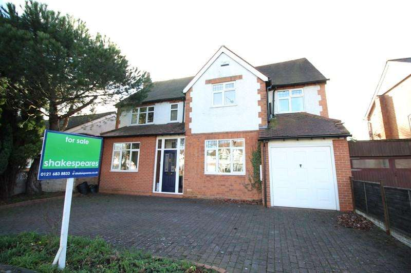 4 Bedrooms Detached House for sale in Robin Hood Lane, Hall Green, Birmingham