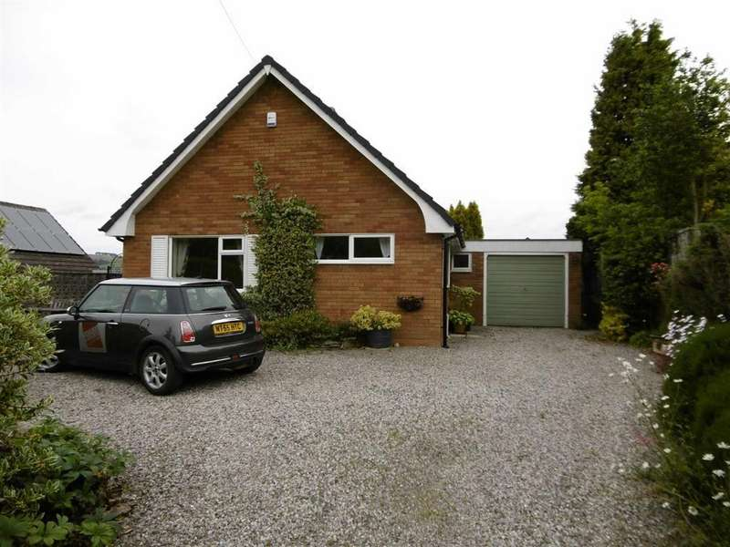 3 Bedrooms Detached Bungalow for rent in School Lane, Clungunford, Craven Arms