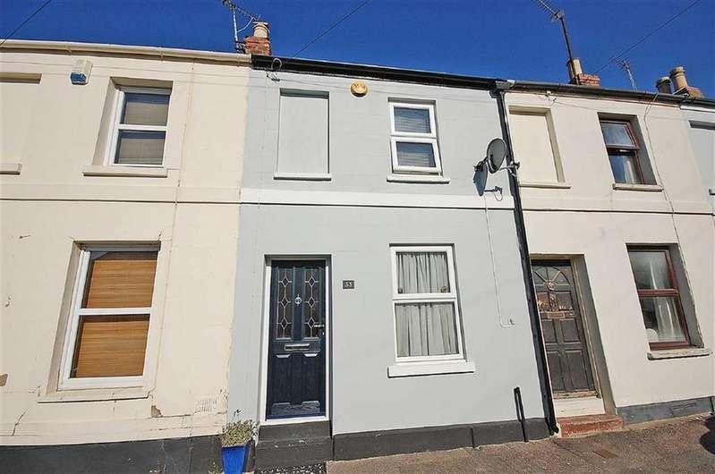 2 Bedrooms Terraced House for sale in Upper Park Street, Cheltenham, GL52