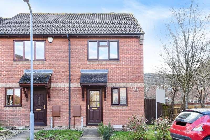 2 Bedrooms House for rent in Batt Furlong, Aylesbury, HP21