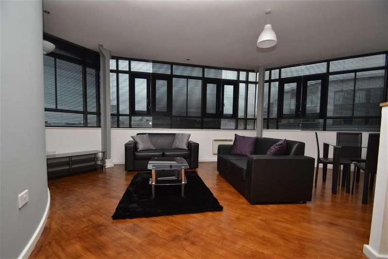 2 Bedrooms Apartment Flat for rent in Millwright, 47 Byron Street, Leeds, LS2