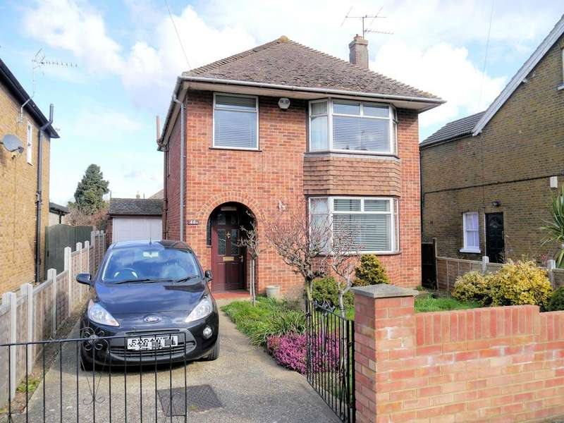 3 Bedrooms Detached House for sale in Alma Road, Eton Wick SL4