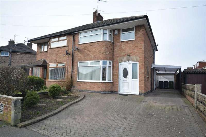 3 Bedrooms Semi Detached House for sale in Renison Road, Bedworth