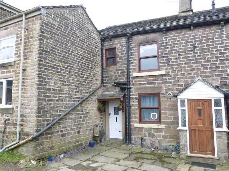 1 Bedroom Cottage House for sale in Long Lane, Charlesworth, Glossop