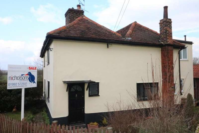 3 Bedrooms Cottage House for sale in Church Lane, Abridge, RM4