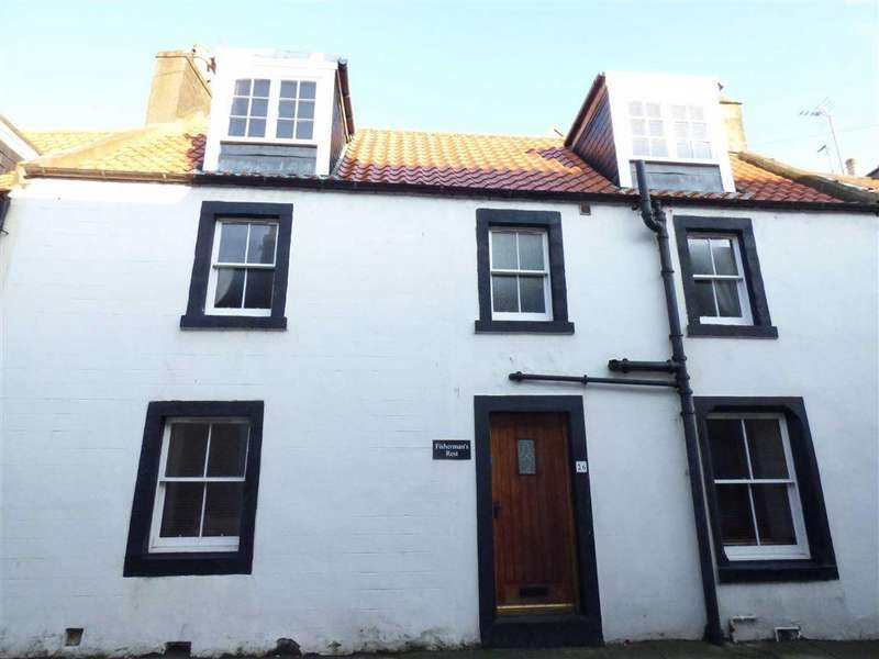 3 Bedrooms Terraced House for sale in John Street, Anstruther, Fife