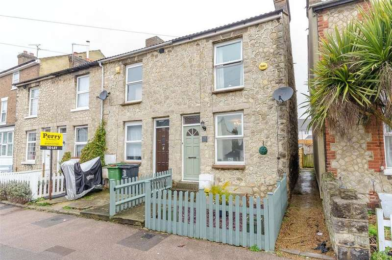 2 Bedrooms End Of Terrace House for sale in Milton Street, Maidstone, Kent, ME16
