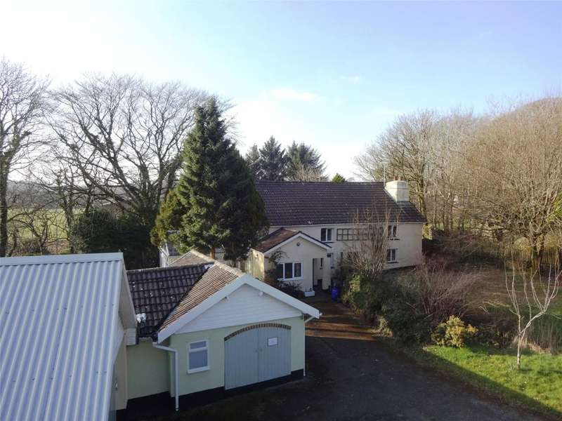 4 Bedrooms Detached House for sale in Trevague, Lewannick