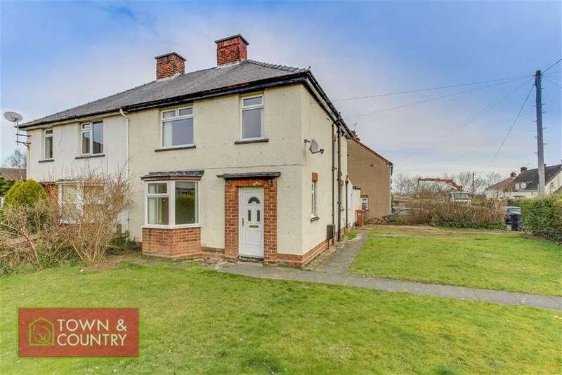 3 Bedrooms Semi Detached House for sale in Terrig Street, Shotton, Shotton Deeside, Flintshire
