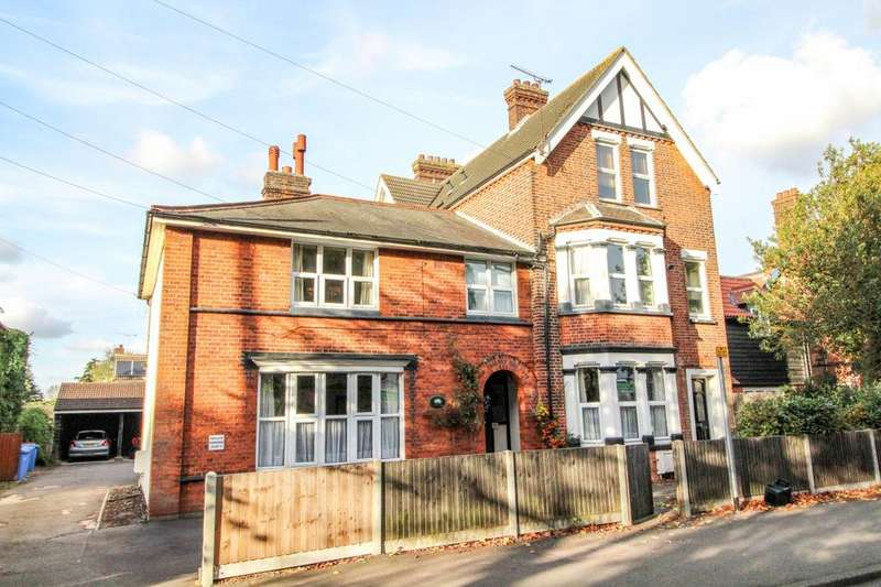 1 Bedroom Ground Flat for sale in Springfield, Highland Avenue, Brentwood, Essex, CM15