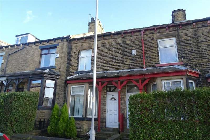 3 Bedrooms Terraced House for sale in Lister Avenue, Bradford, West Yorkshire, BD4