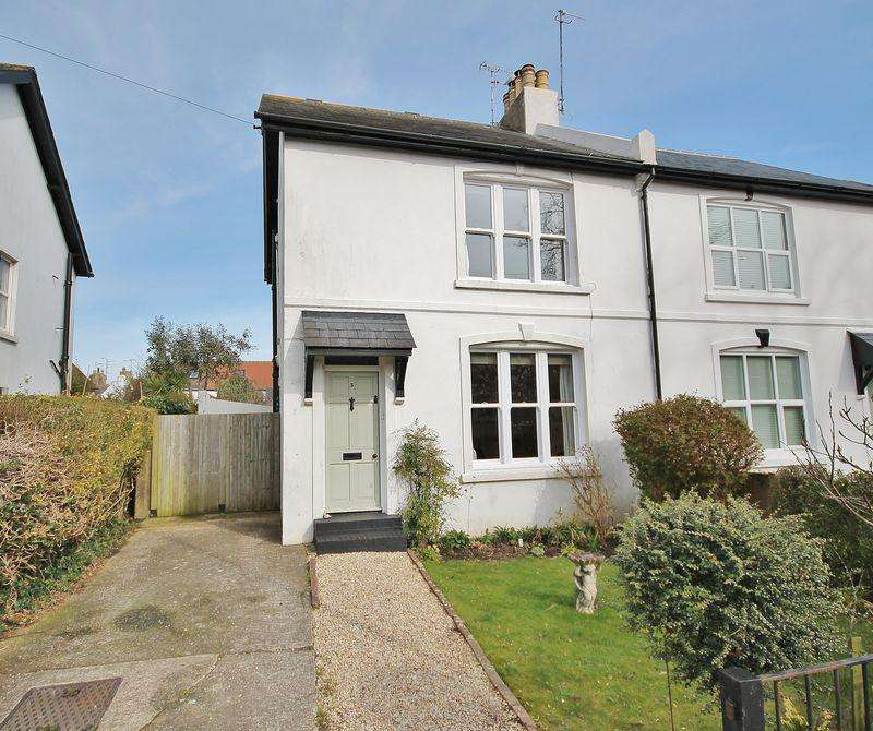 2 Bedrooms Semi Detached House for sale in Tarring Village