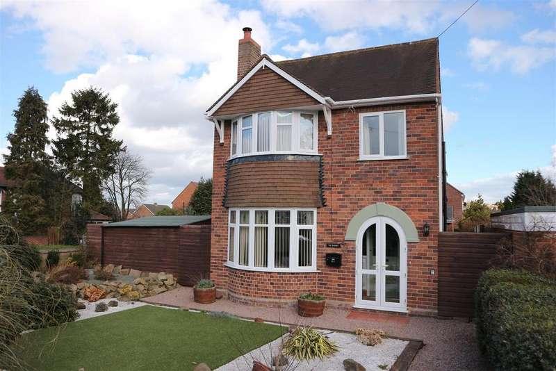 3 Bedrooms Detached House for sale in Cot Lane, Wordsley, Stourbridge