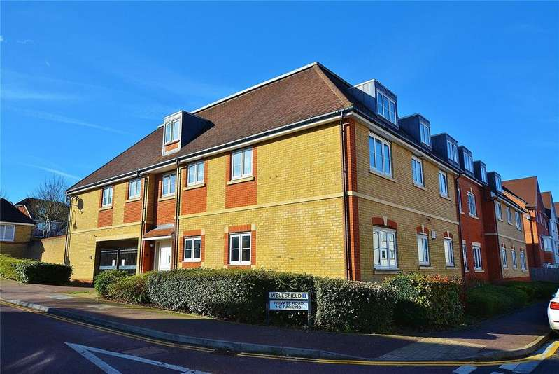 2 Bedrooms Apartment Flat for rent in Wellsfield, Bushey, Hertfordshire, WD23