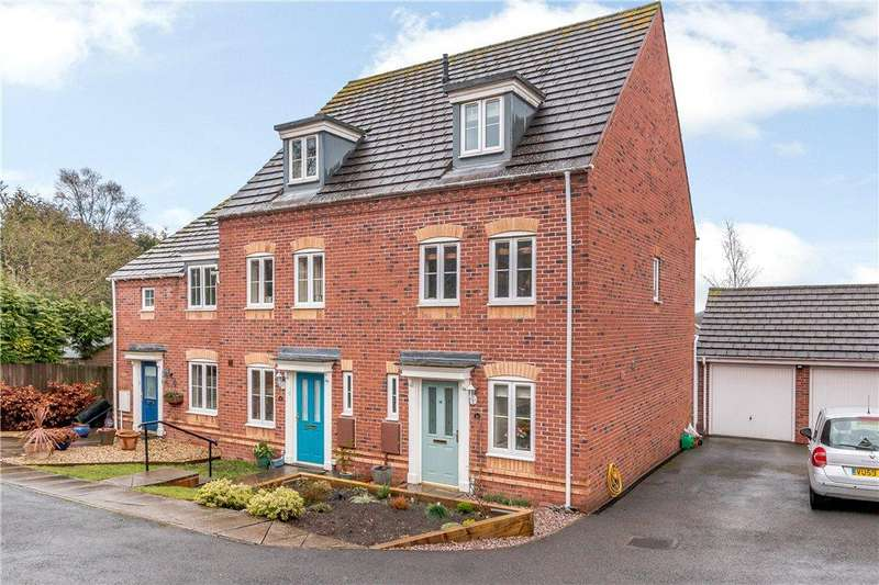 3 Bedrooms House for sale in Masefield Avenue, Ledbury, Herefordshire, HR8