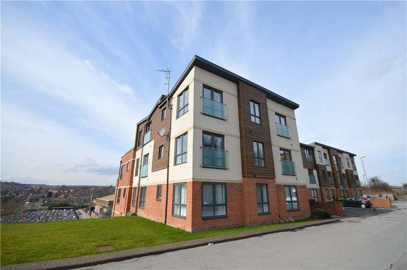 2 Bedrooms Apartment Flat for sale in Pullman House, 11 Tudor Way, Beeston, Leeds