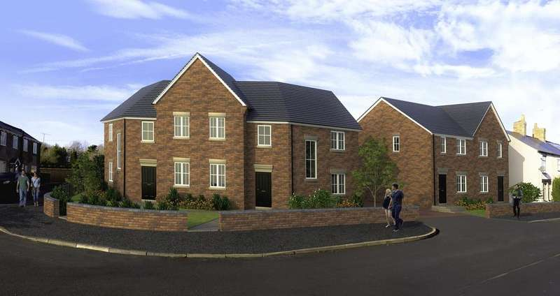 3 Bedrooms Semi Detached House for sale in New Homes, Plot 3 Queen Street