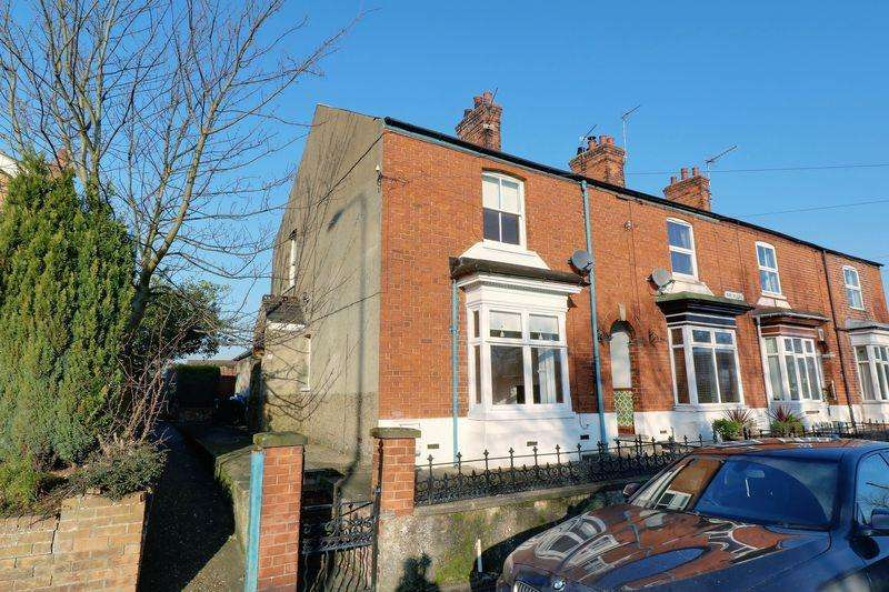 2 Bedrooms Terraced House for sale in May Villas, Barrow-Upon-Humber