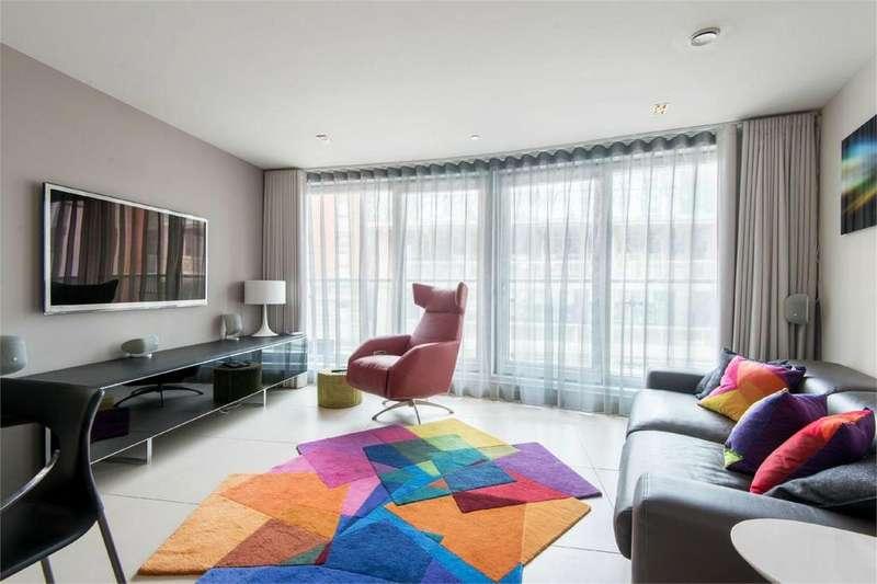 2 Bedrooms Flat for rent in Bezier Apartments, EC1Y