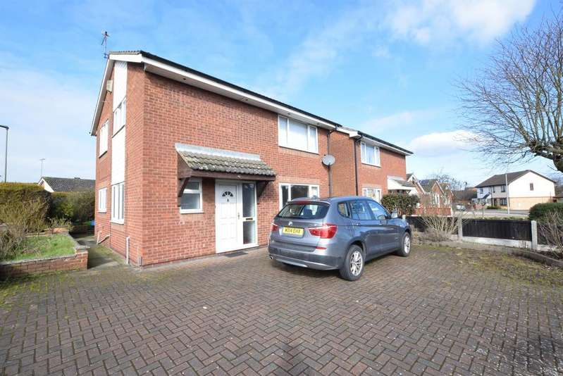 4 Bedrooms Detached House for sale in Speedwell Crescent, Scunthorpe, DN15 8UP