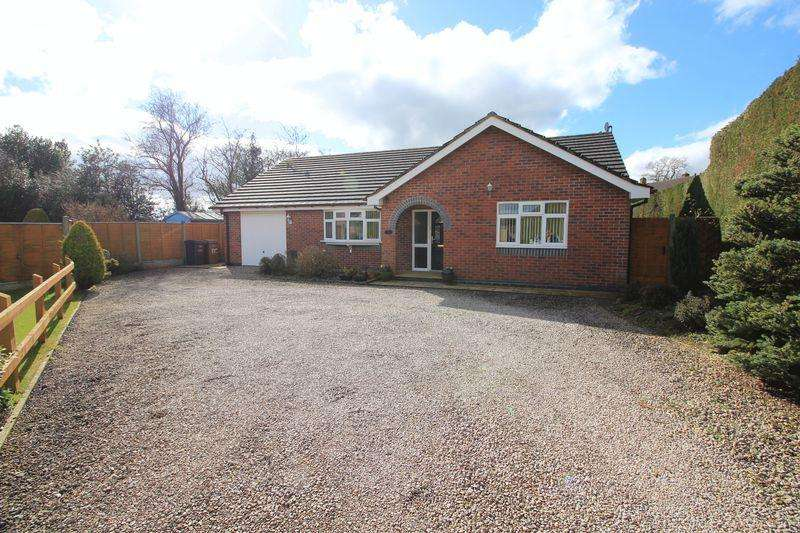 3 Bedrooms Detached Bungalow for sale in Church Lane, Oswestry