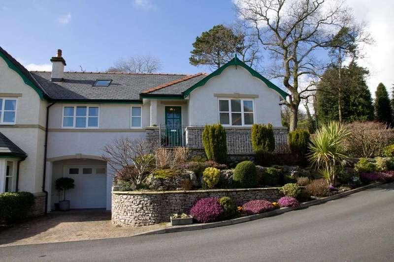 2 Bedrooms Semi Detached House for sale in 1 Graythwaite Court, Fernhill Road, Grange-over-Sands, Cumbria, LA11 7BN