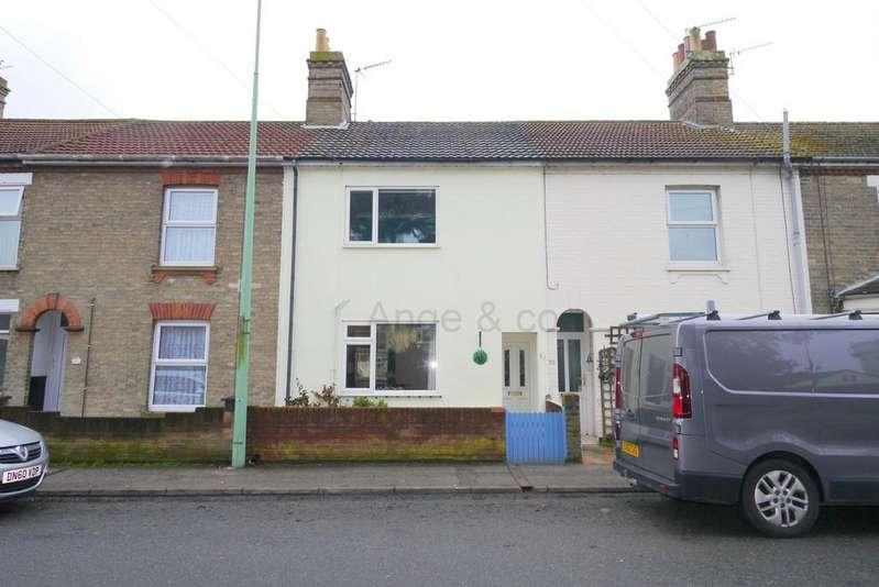 3 Bedrooms Terraced House for sale in Stradbroke Road, Pakefield, Lowestoft