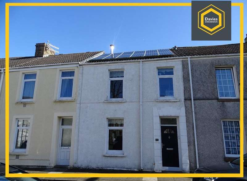 4 Bedrooms Terraced House for sale in Campbell Street, Llanelli, SA15